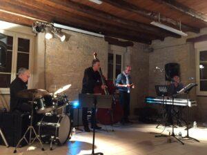 Philippe Rigal quartet sep 2020